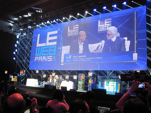 Read more about the article Social Media Club Hits Le Web 2011