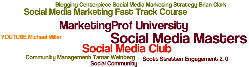 Read more about the article Review: MarketingProf University's Social Media Marketing Fast Track Course (Part 2)
