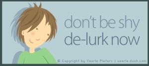 delurk