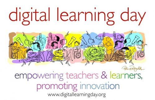You are currently viewing Digital Learning Day – Feb. 1 – Promotes Learning and Classroom Innovation through Technology