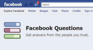 Read more about the article What Happened to Facebook Questions?