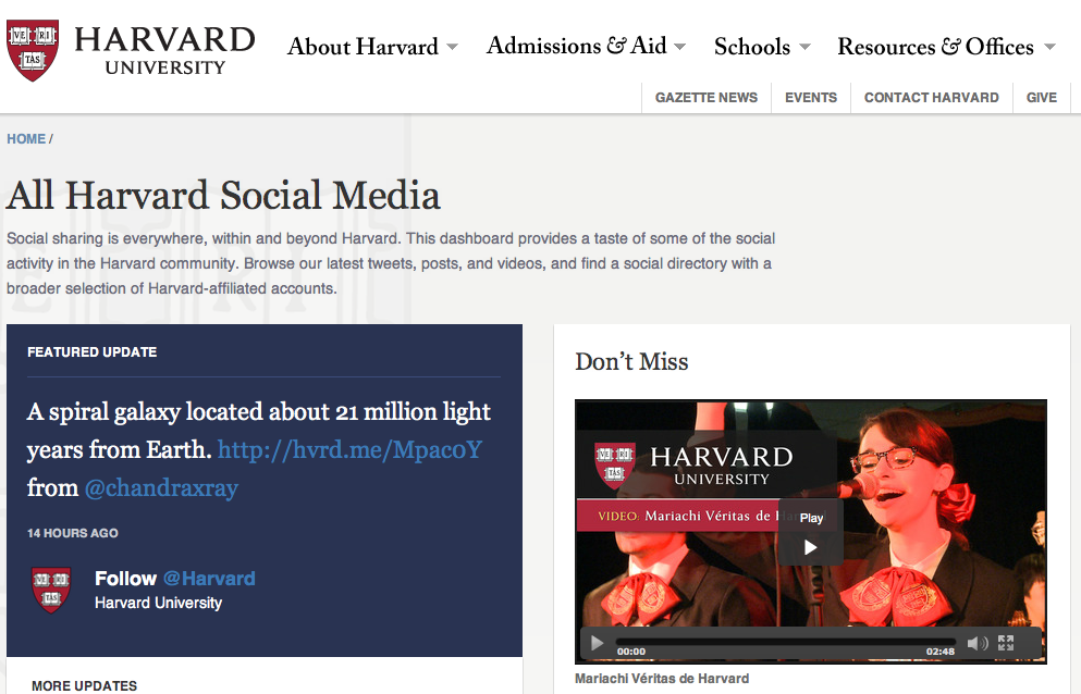 Learn How These Top Colleges Are Integrating Social Media