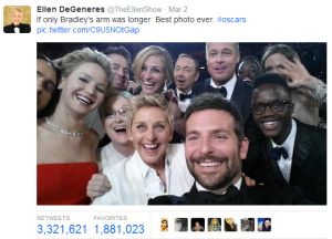 Read more about the article The Tweet Heard Round the World: Oscars Embrace the Second Screen