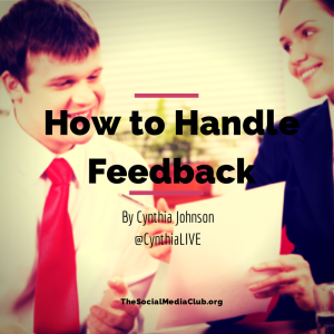 How to Handle Feedback
