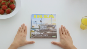 Why IKEA's BookBook Made The Buzz
