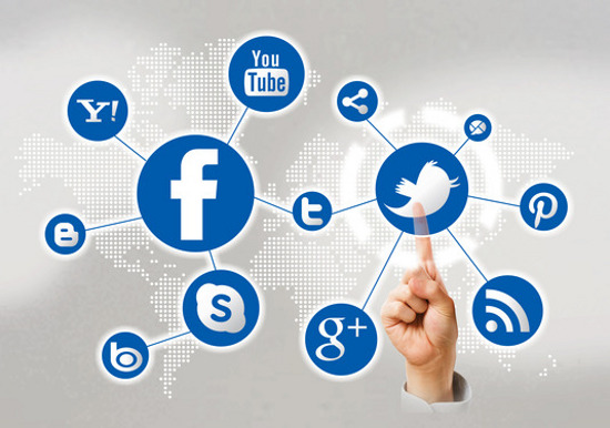 Read more about the article Infographic – The Rise of Social Media in Online Retail