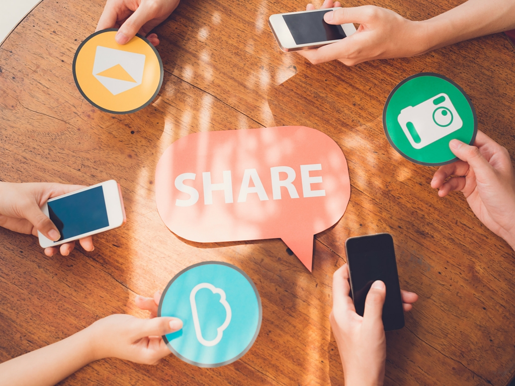 How to Increase Relevant Social Media Shares for Your Content