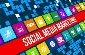 social media marketing colors