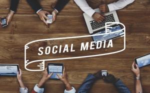 social media wood