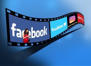 social media and movies