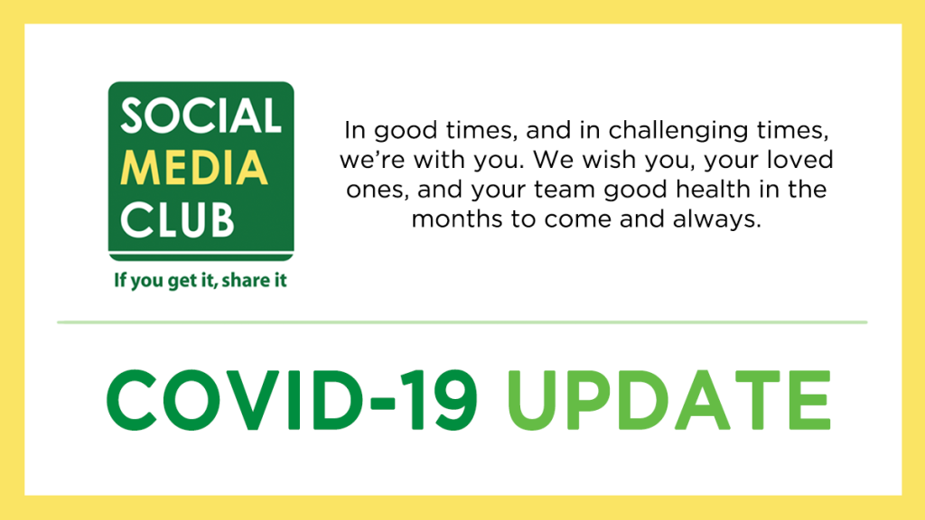 Official Statement on COVID-19