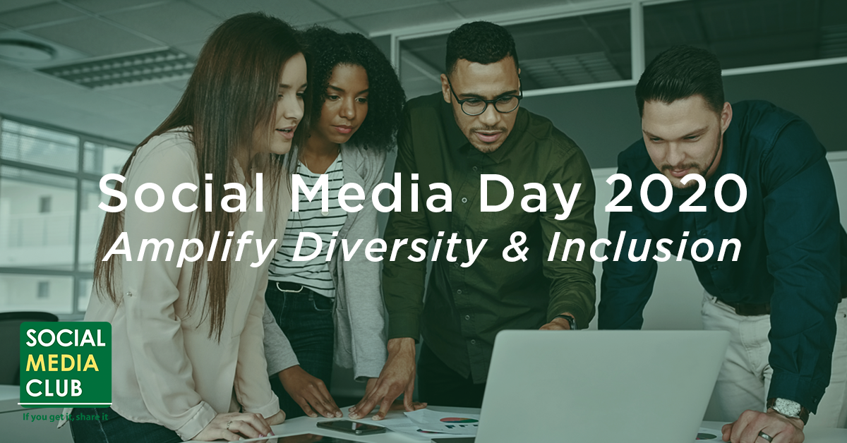 Read more about the article Social Media Day 2020: Amplify Diversity and Inclusion