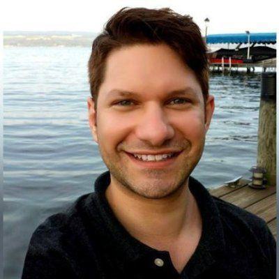 William Belz of Social Media Club Buffalo